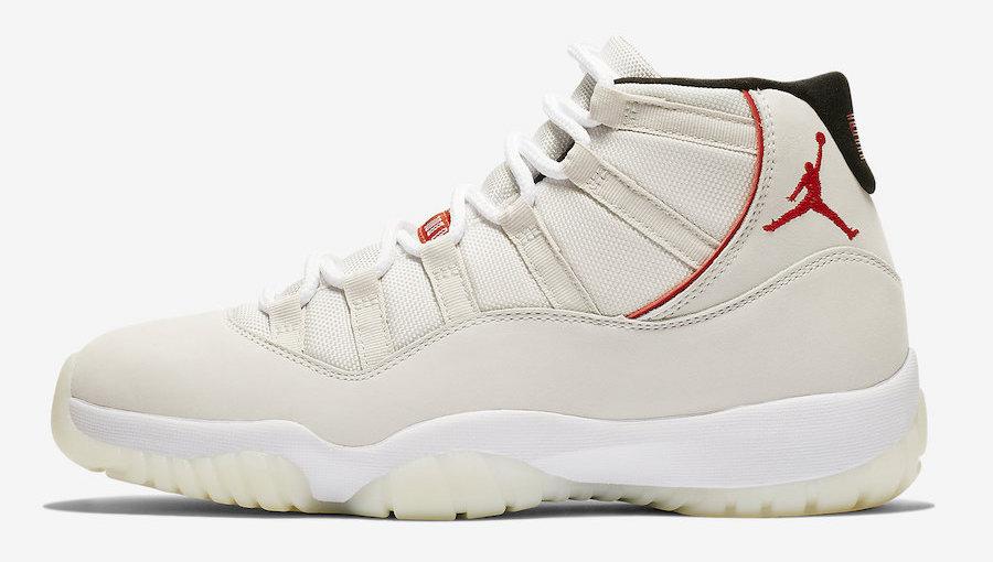 check out 8adae fb7c5 Air Jordan 11 Platinum Tint • KicksOnFire.com