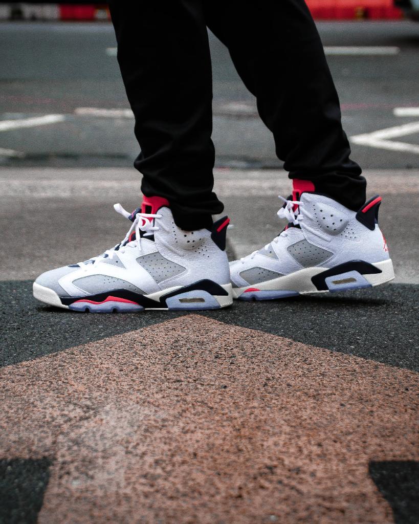 Release Reminder: Air Jordan 6 Tinker •