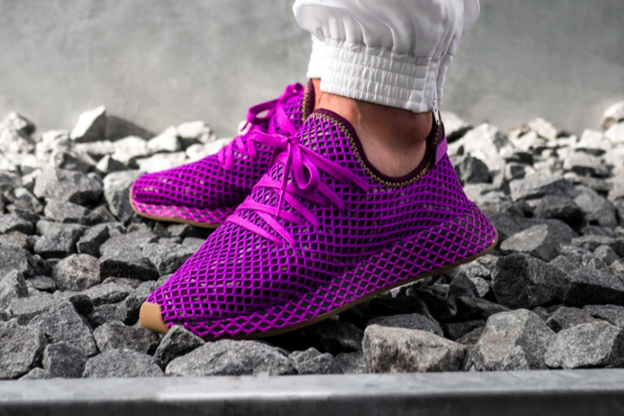 Are You Copping The Dragon Ball Z x adidas Deerupt Son Gohan ...