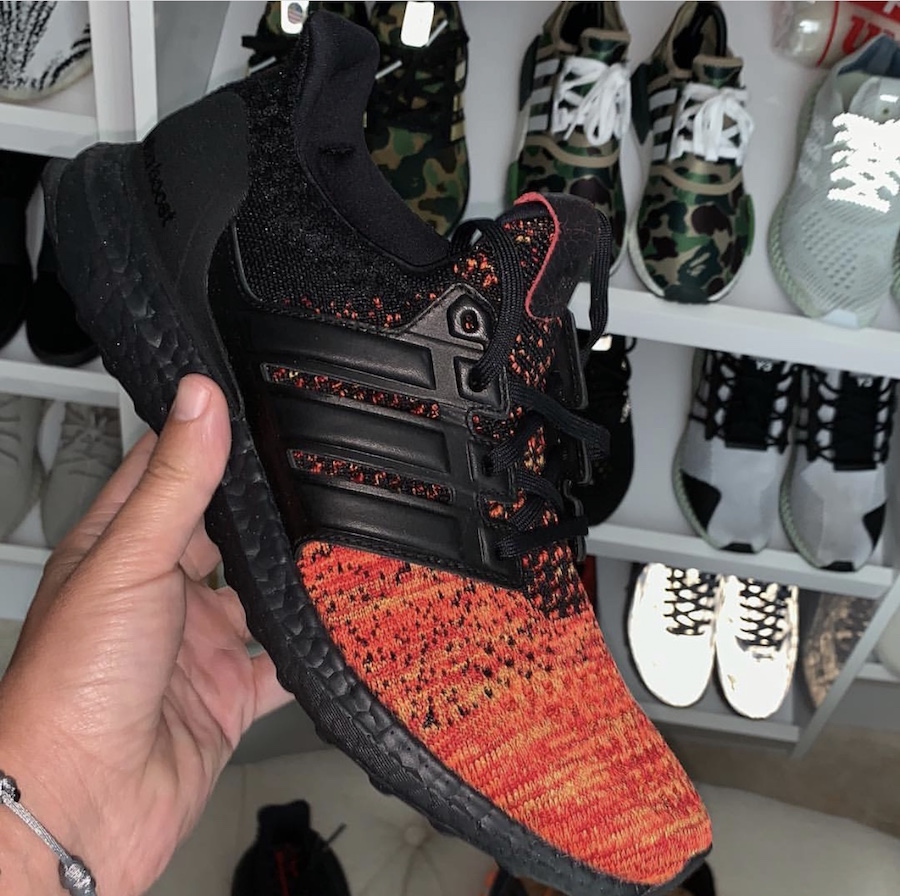 Adidas Game of Thrones Ultra Boost Collection House Lannister