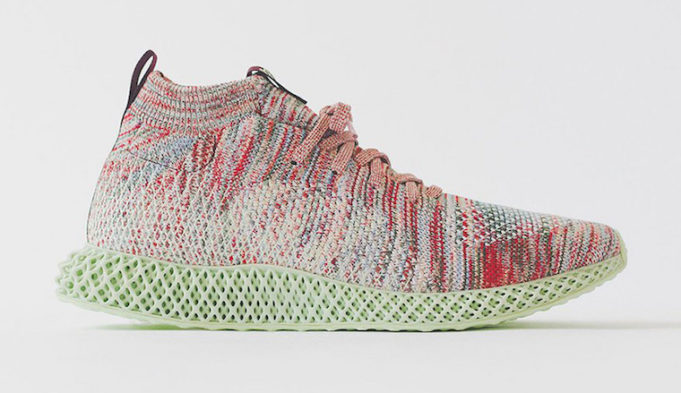 detailed look cf3bc 9c5ed Kith x adidas Consortium 4D Releasing This Weekend ...