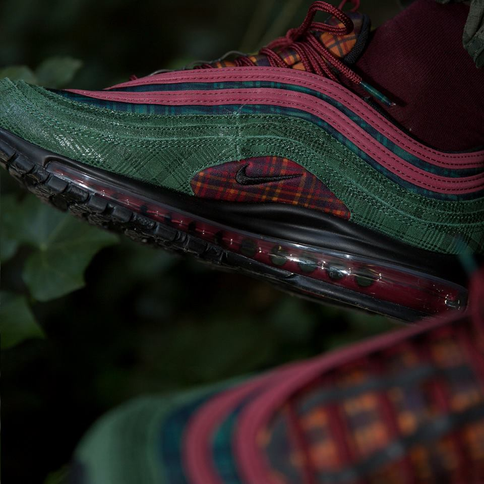 big sale 2ca7d 863c7 Nike Air Max 97 NRG Jacket Pack Midnight Spruce Perfect For ...