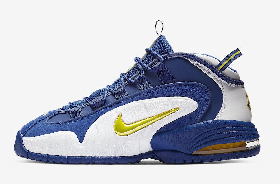 Dub Nation Inspires This Upcoming Nike Air Max Penny 1