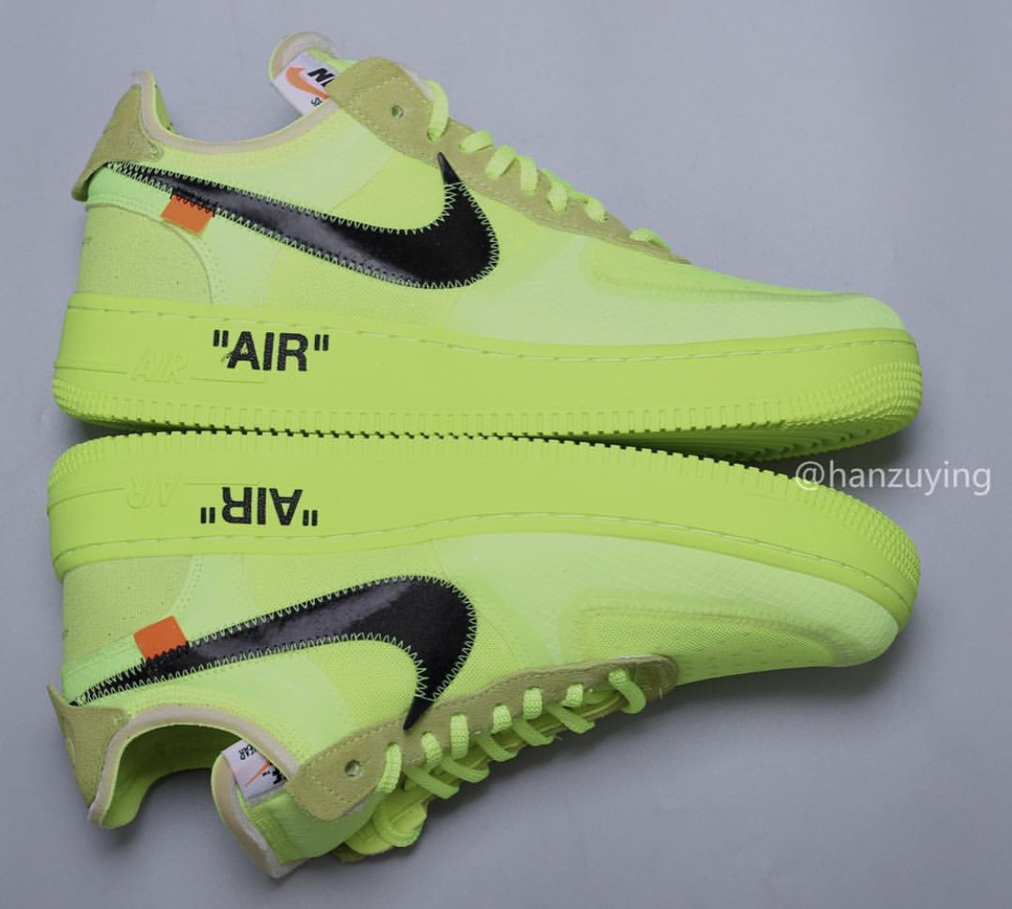 Volt 1 X White Low Soon Force Nike Off Coming Air MUpqSzV