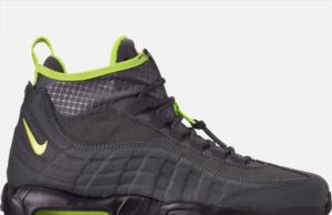 air max 95 sneakerboot black