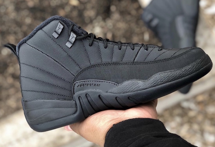 huge discount df2fa 145db How Do You Like The Air Jordan 12 Winterized? • KicksOnFire.com