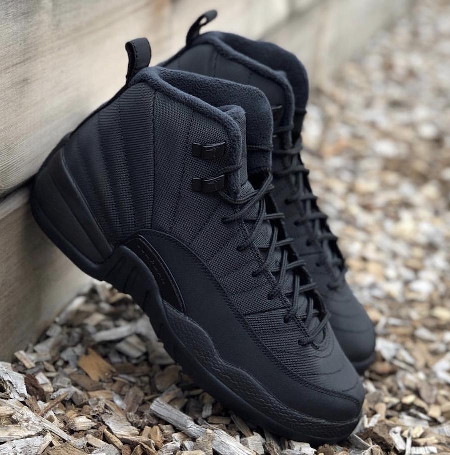 huge discount 5c0b0 97331 How Do You Like The Air Jordan 12 Winterized? • KicksOnFire.com