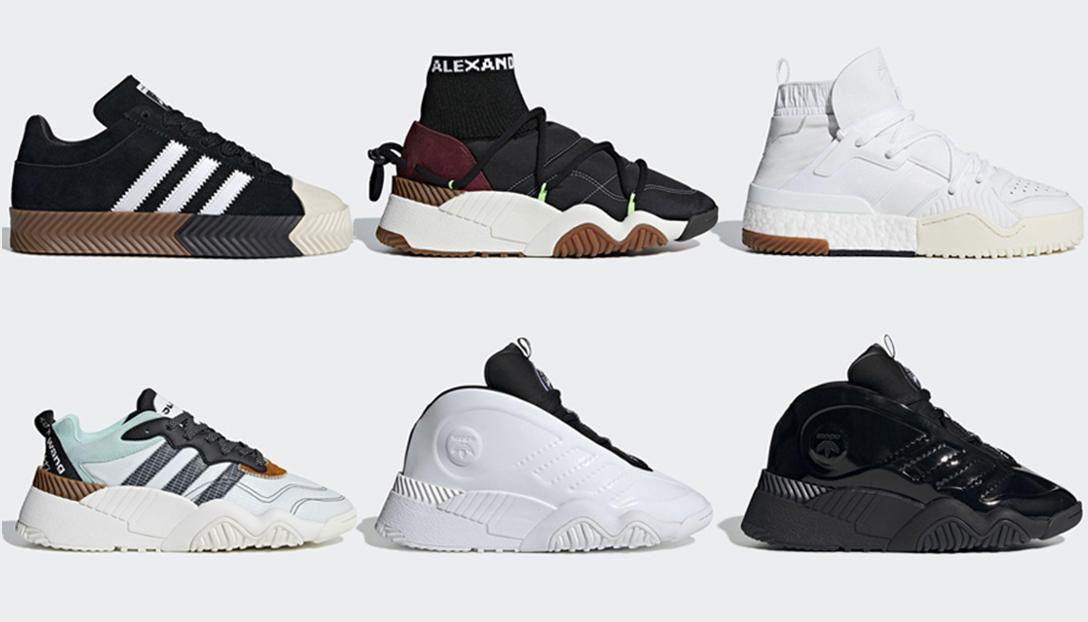 Release Date: Alexander Wang x adidas Fall 2018 Sneaker