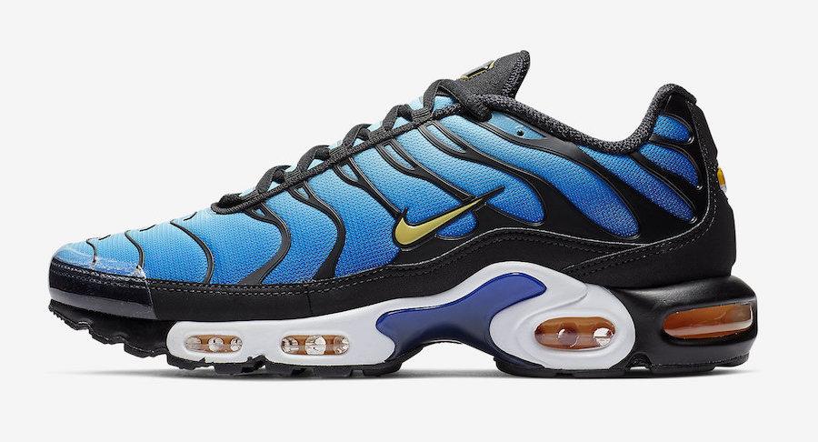 timeless design 7e9b8 93566 Release Date: Nike Air Max Plus OG Hyper Blue • KicksOnFire.com