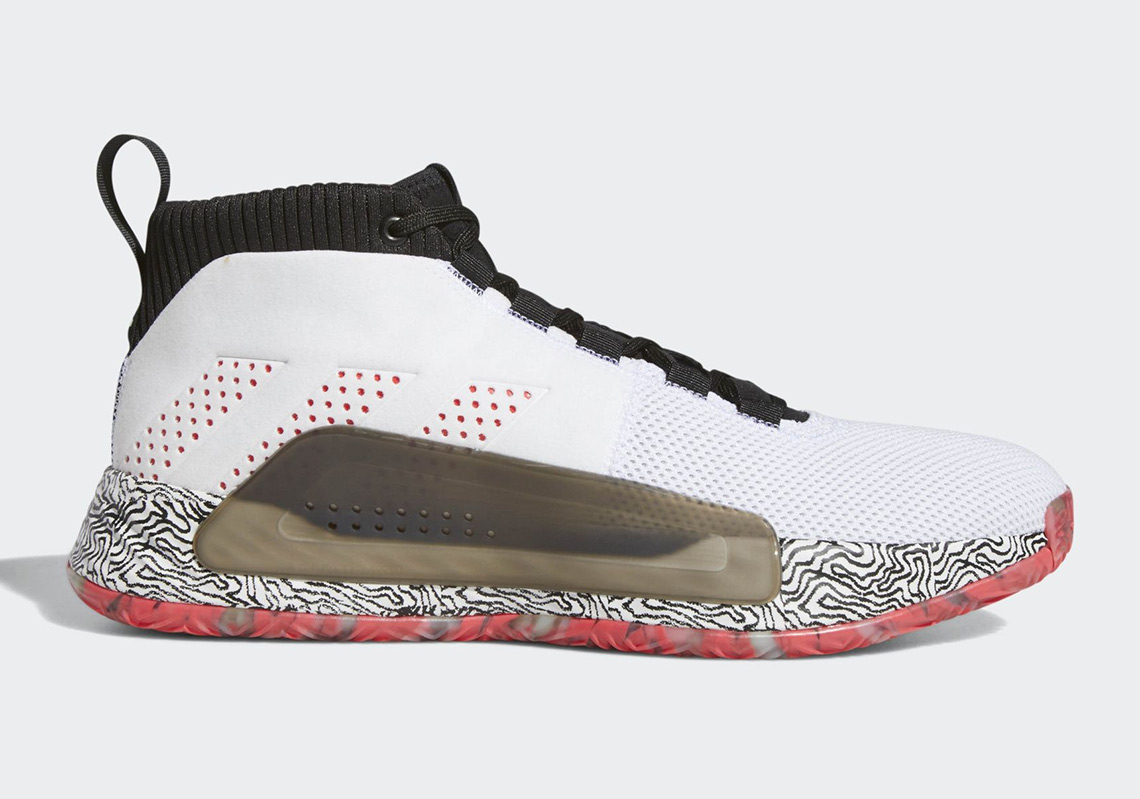 A New Colorway Of The adidas Dame 5 Has