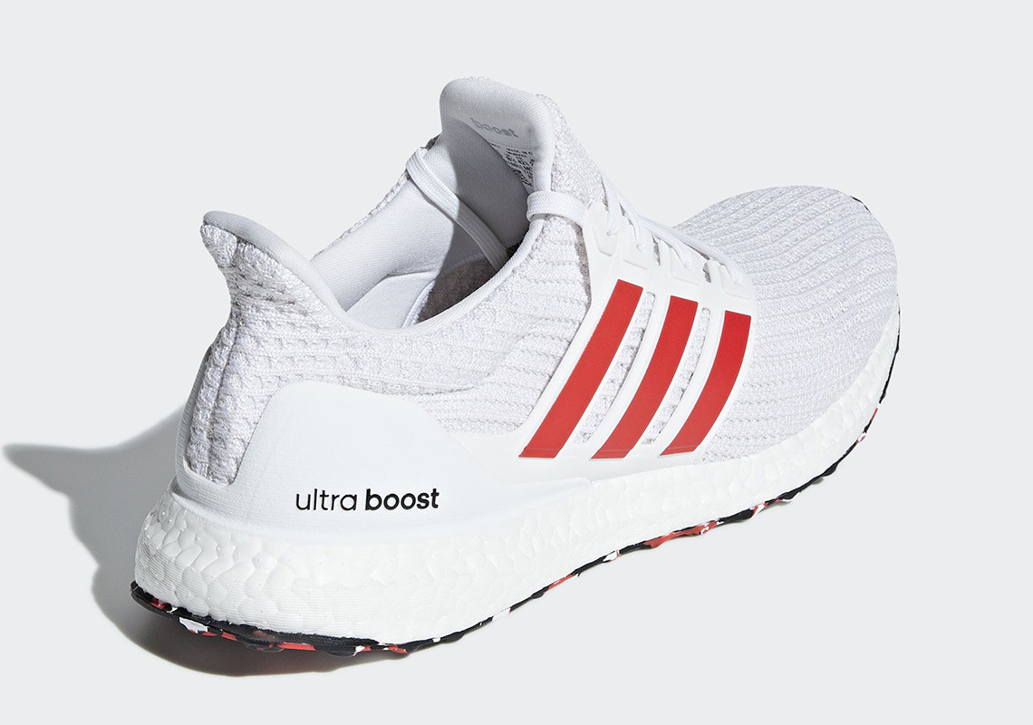 9bfc42d91e541 This upcoming colorway of the adidas Ultra Boost 4.0 comes with a little  extra on the outsole, but before we get to that, let's take a look at the  rest of ...