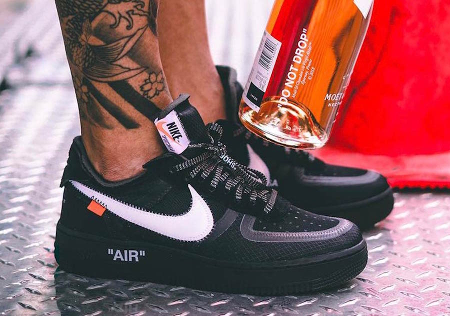 air force one off white release date