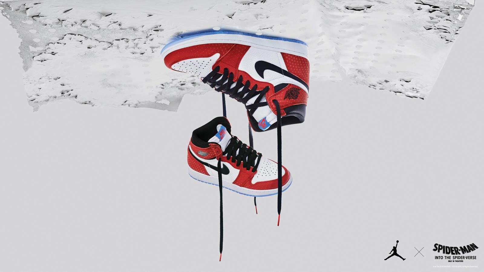The Air Jordan 1 Retro High OG Origin