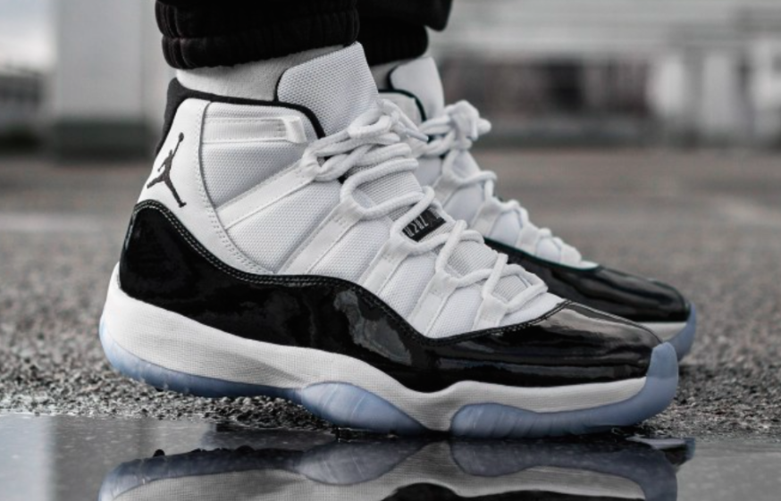 outlet store b29e4 630f8 Buy The Air Jordan 11 Concord (2018) Early Here ...
