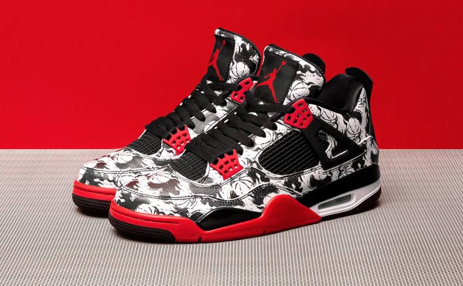 Buy The Air Jordan 4 Tattoo Early Here