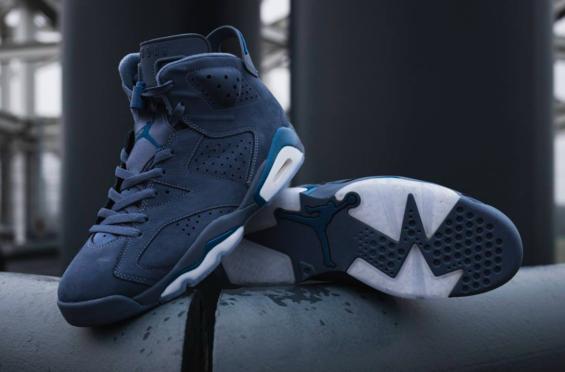 2b6c2f6c0b6 Air Jordan 6 Jimmy Butler (Diffused Blue) • KicksOnFire.com