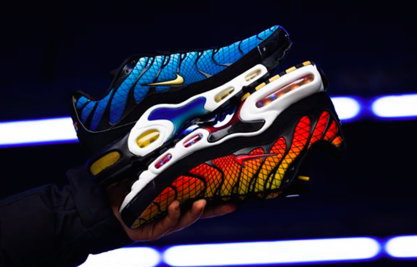 Get The Nike Air Max Plus Greedy Right