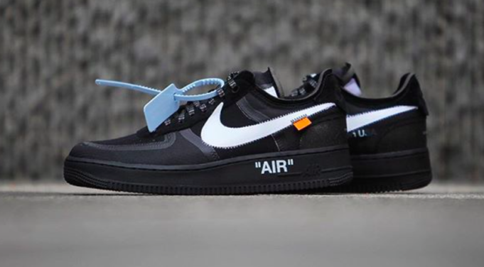 Are You Waiting For The OFF WHITE x Nike Air Force 1 Low