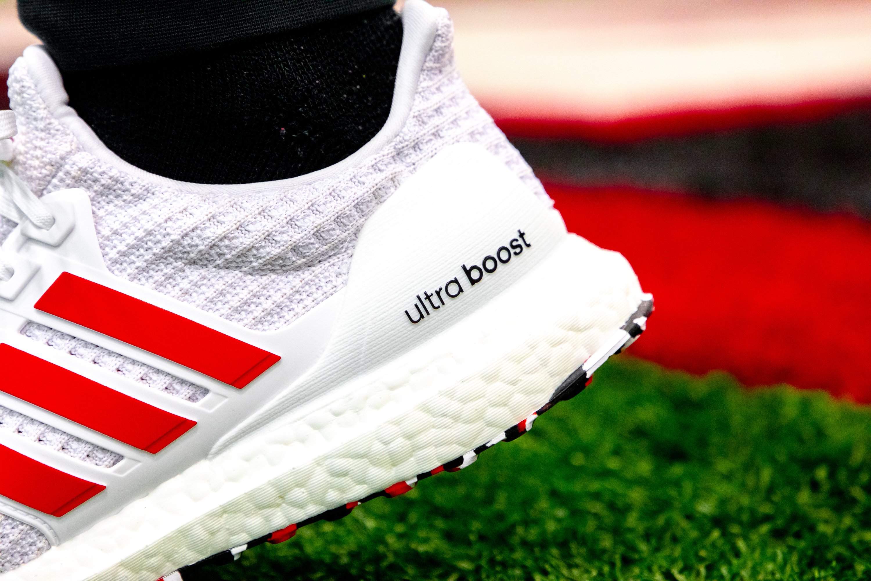 adidas x UNDEFEATED Ultraboost Shoes Black adidas PH
