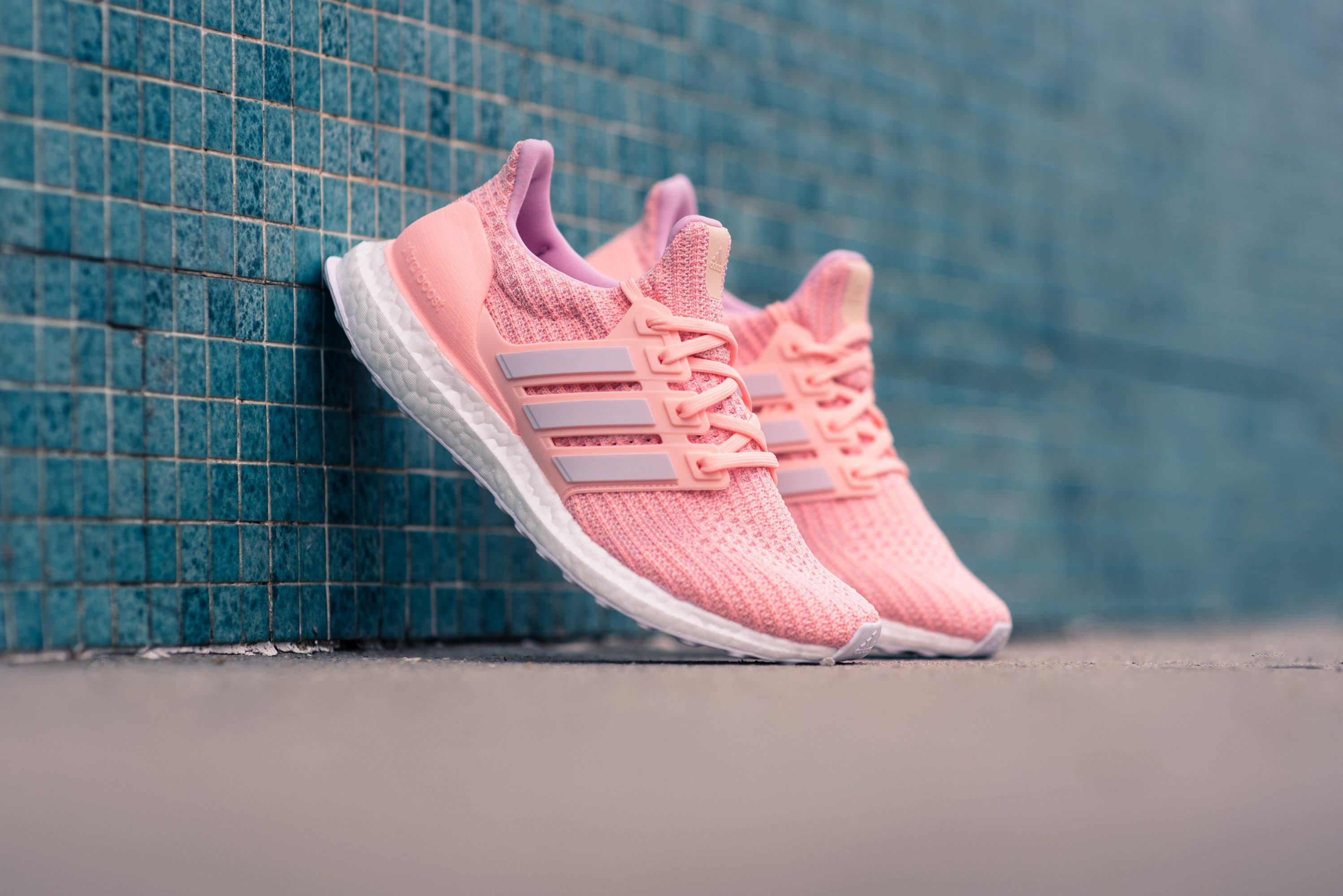 pretty nice 5eae0 ac3cf A New Pink Colorway Of The adidas Ultra Boost 4.0 Just ...
