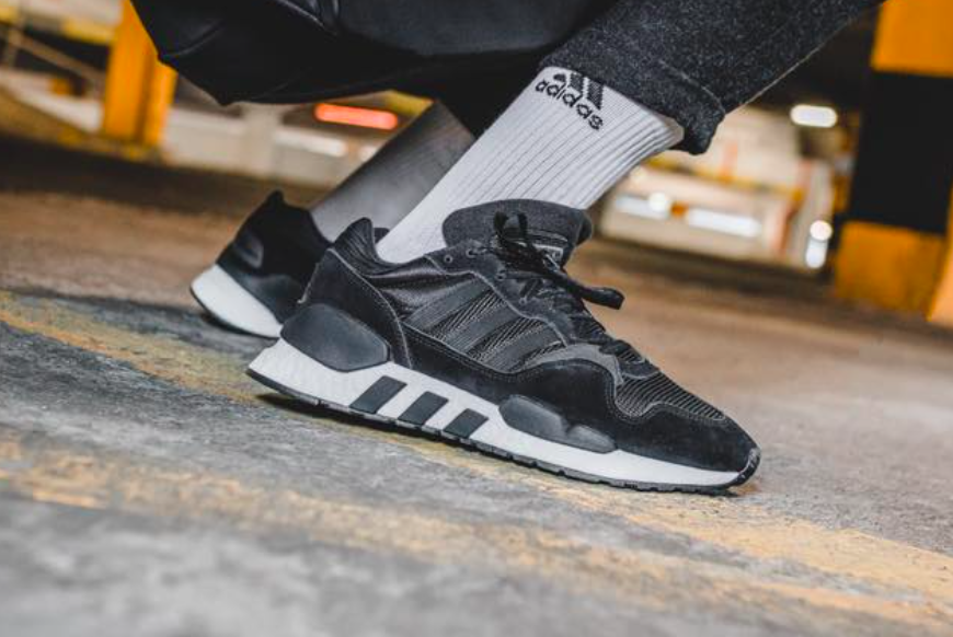 online store 5de09 aa20c Get Ready For The adidas ZX 930 x EQT Never Made Black ...