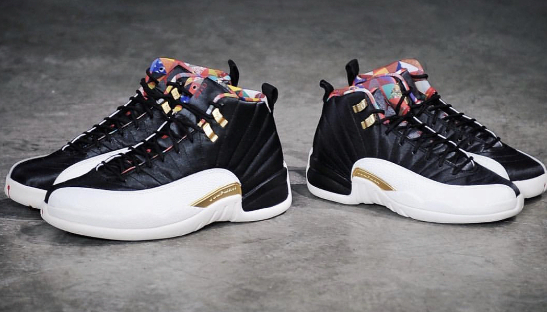 Air Jordan 12 Chinese New Year 2019 Dropping In February