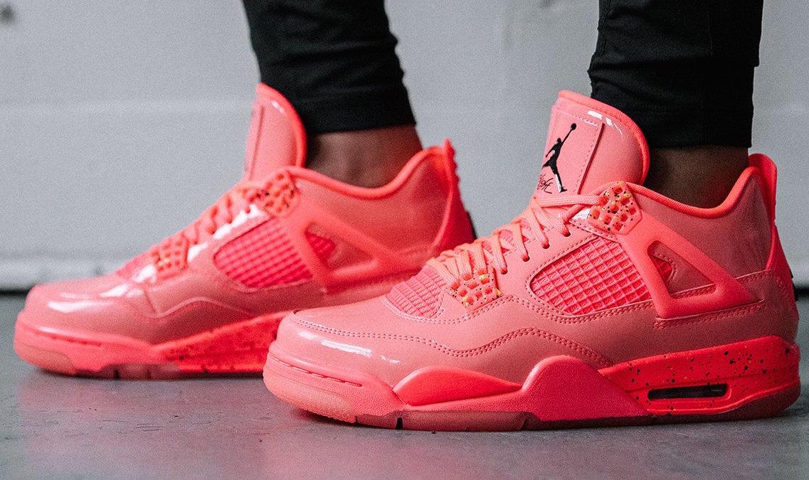Buy The Air Jordan 4 WMNS NRG Hot Punch