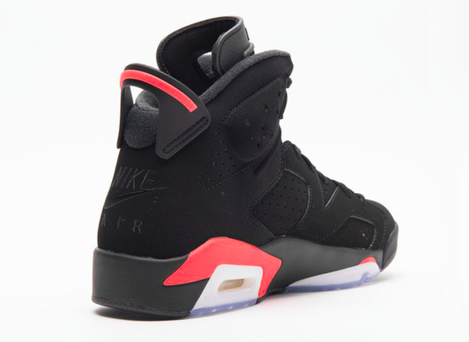 finest selection feddb fbe38 Are You Waiting For The Air Jordan 6 Black Infrared OG 2019 ...