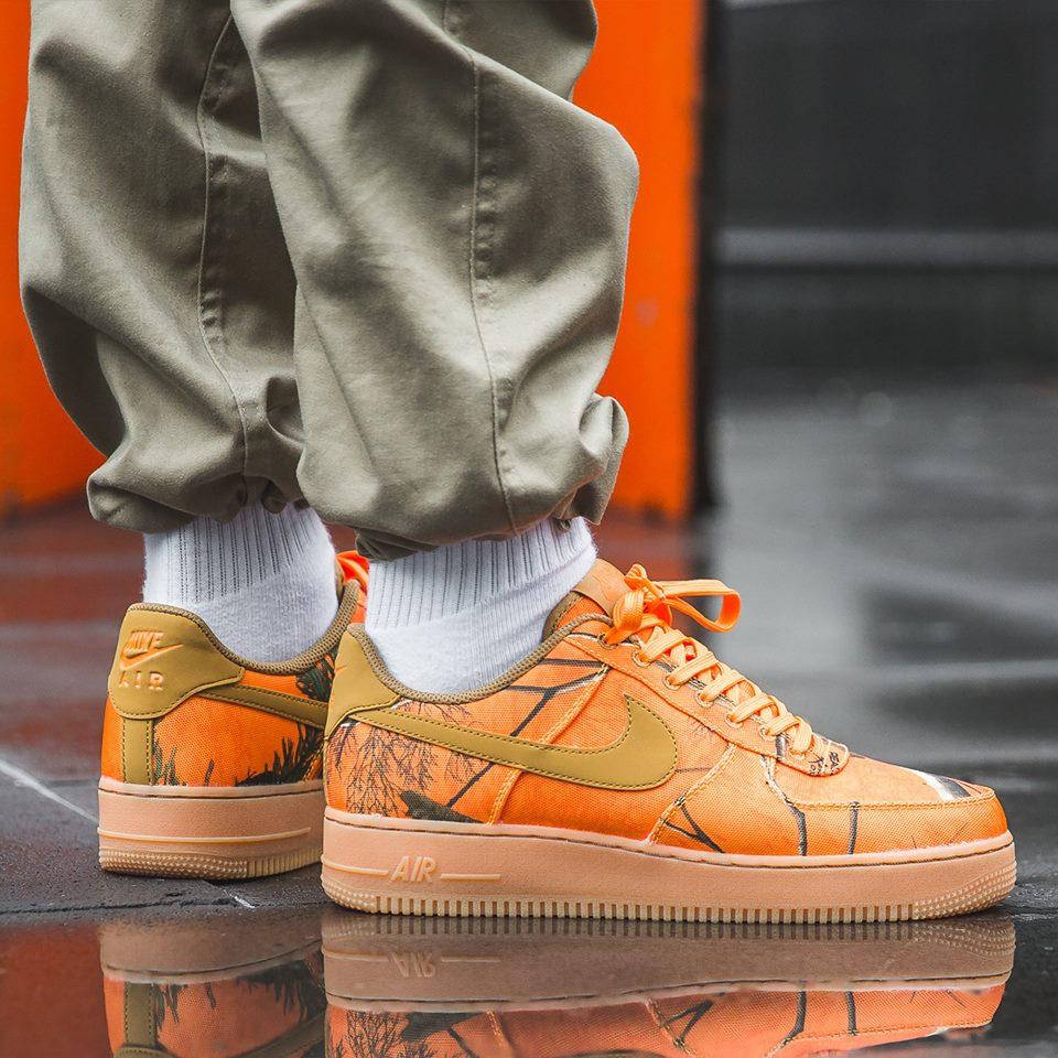air force 1 realtree