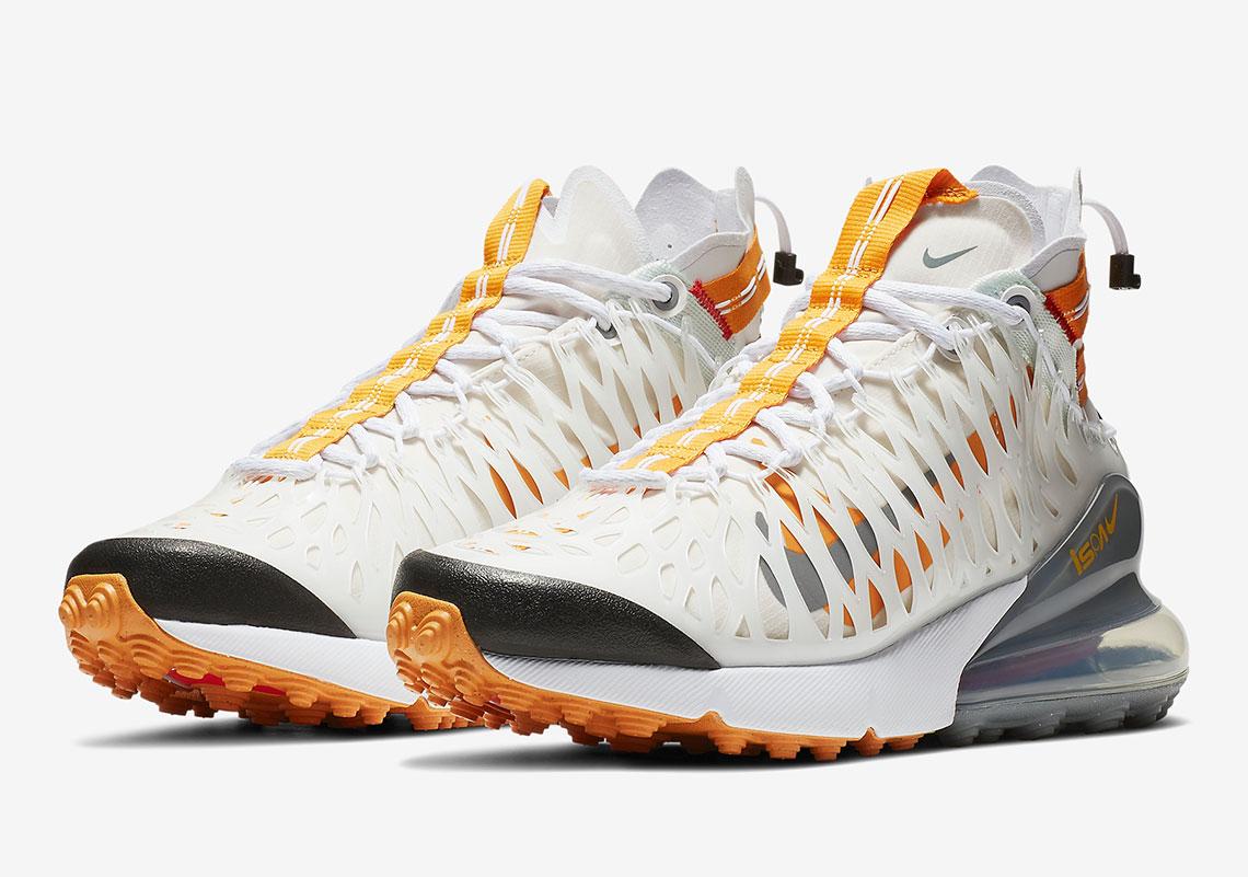 Release Date: Nike ISPA Air Max 270 SP