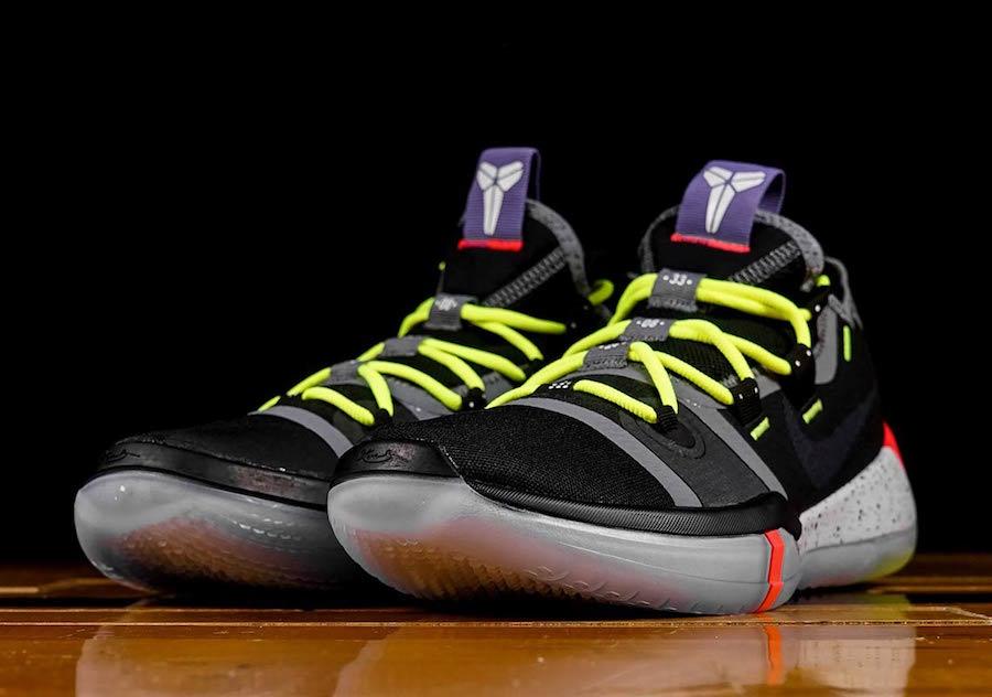 check-out comprare a buon mercato accogliente fresco Release Date: Nike Kobe AD Black Racer Blue • KicksOnFire.com