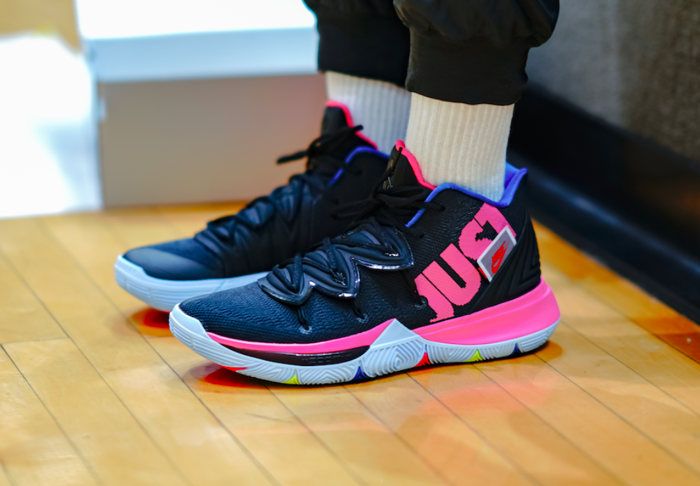 Nike Kyrie 5 Just Do It Dropping This