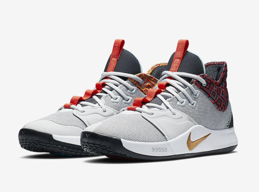 Release Date: Nike PG 3 BHM