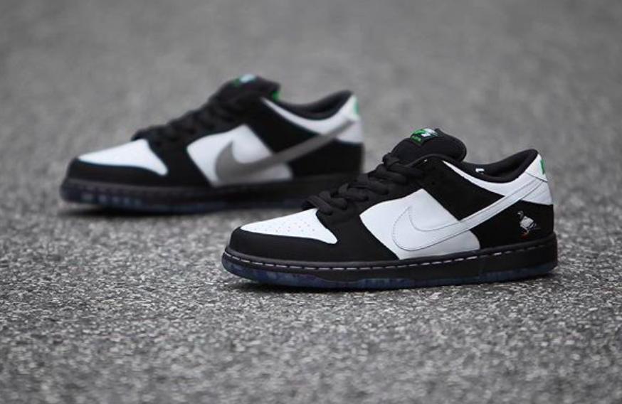 watch de3df 1274d How Do You Like The Nike SB Dunk Low Panda Pigeon ...