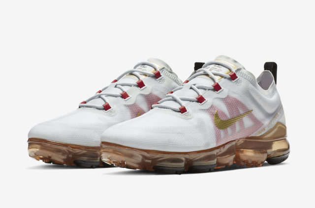 Espectáculo adiós Niño  Another Colorway Of The Nike Air VaporMax 2019 Chinese New Year Surfaces •  KicksOnFire.com