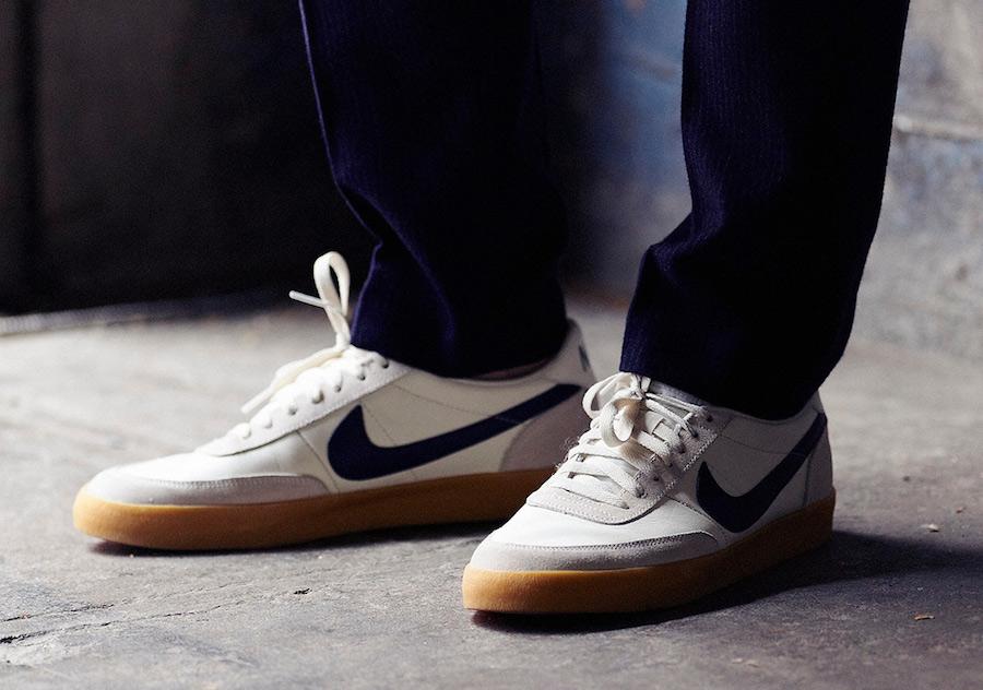 árabe estudio Accesible  J.Crew Will Once Again Be Releasing The Nike Killshot 2 • KicksOnFire.com
