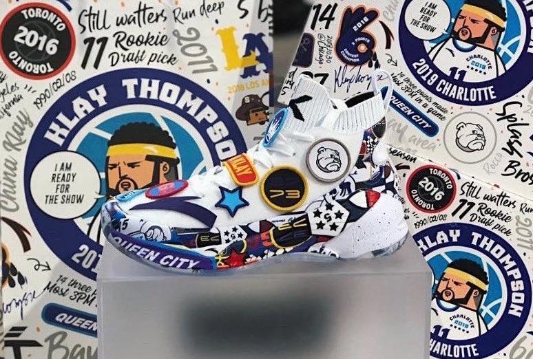 ANTA KT4 All-Star (Klay Thompson's Shoe