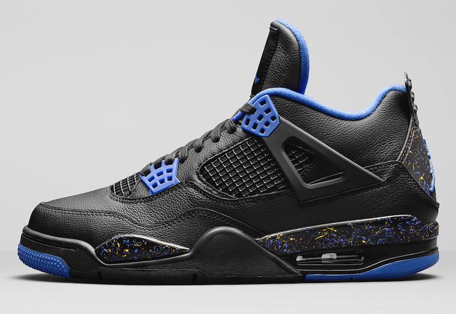 best sneakers 76452 2656d Check Out The Exclusive Air Jordan 4 Wings • KicksOnFire.com
