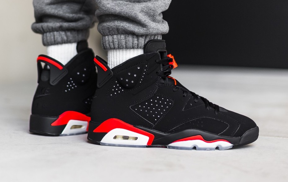 super quality authentic the cheapest Where To Buy The Air Jordan 6 Black Infrared OG 2019 ...