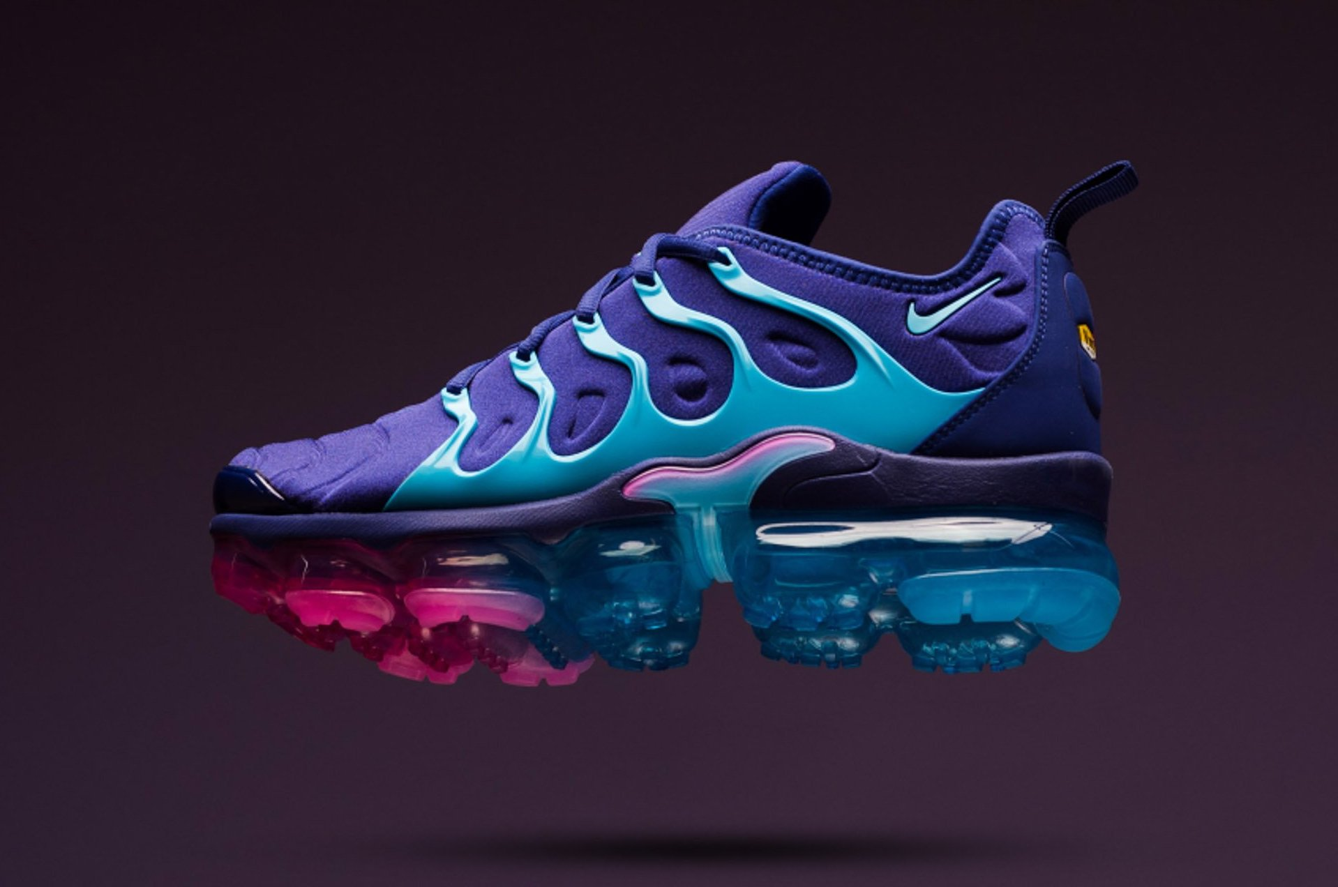 detailed look 11bce b1098 Look Out For The Nike Air VaporMax Plus Regency Purple ...