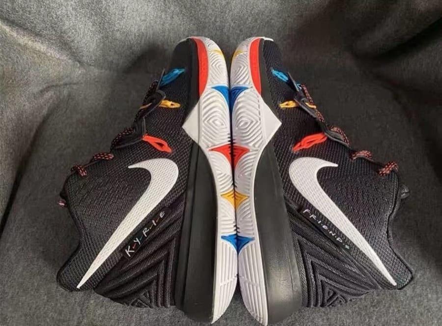 Men 's Nike Kyrie 5' Zebra 'Black White On Sale Fodesep gov