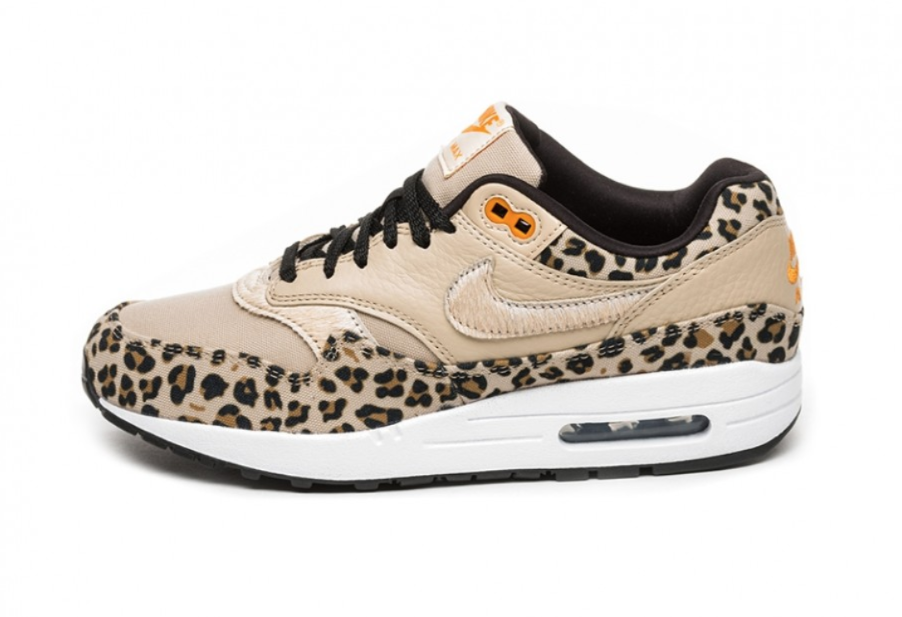 Look For The Exotic Nike WMNS Air Max 1 Premium Leopard ...