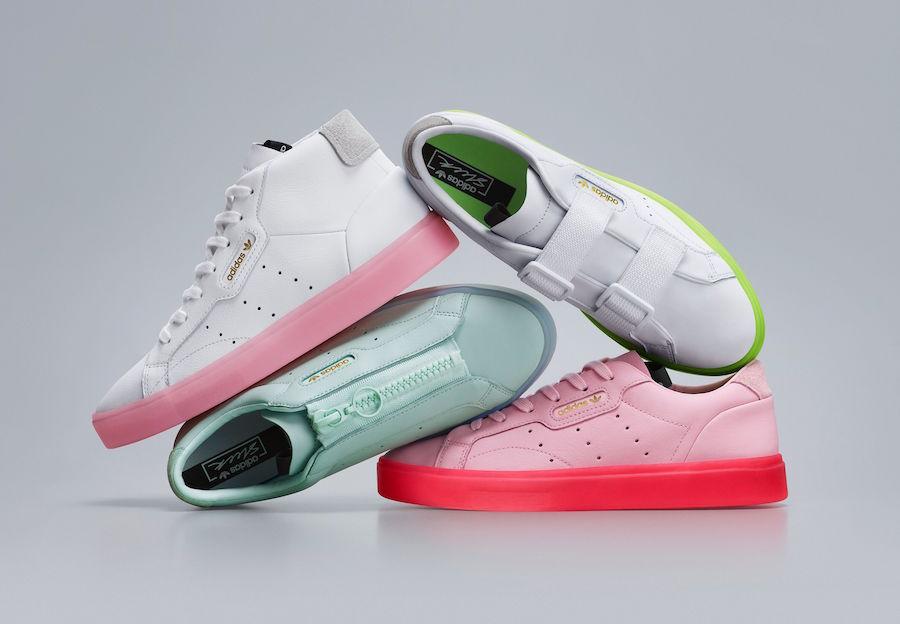 The New Women's adidas Originals Sleek