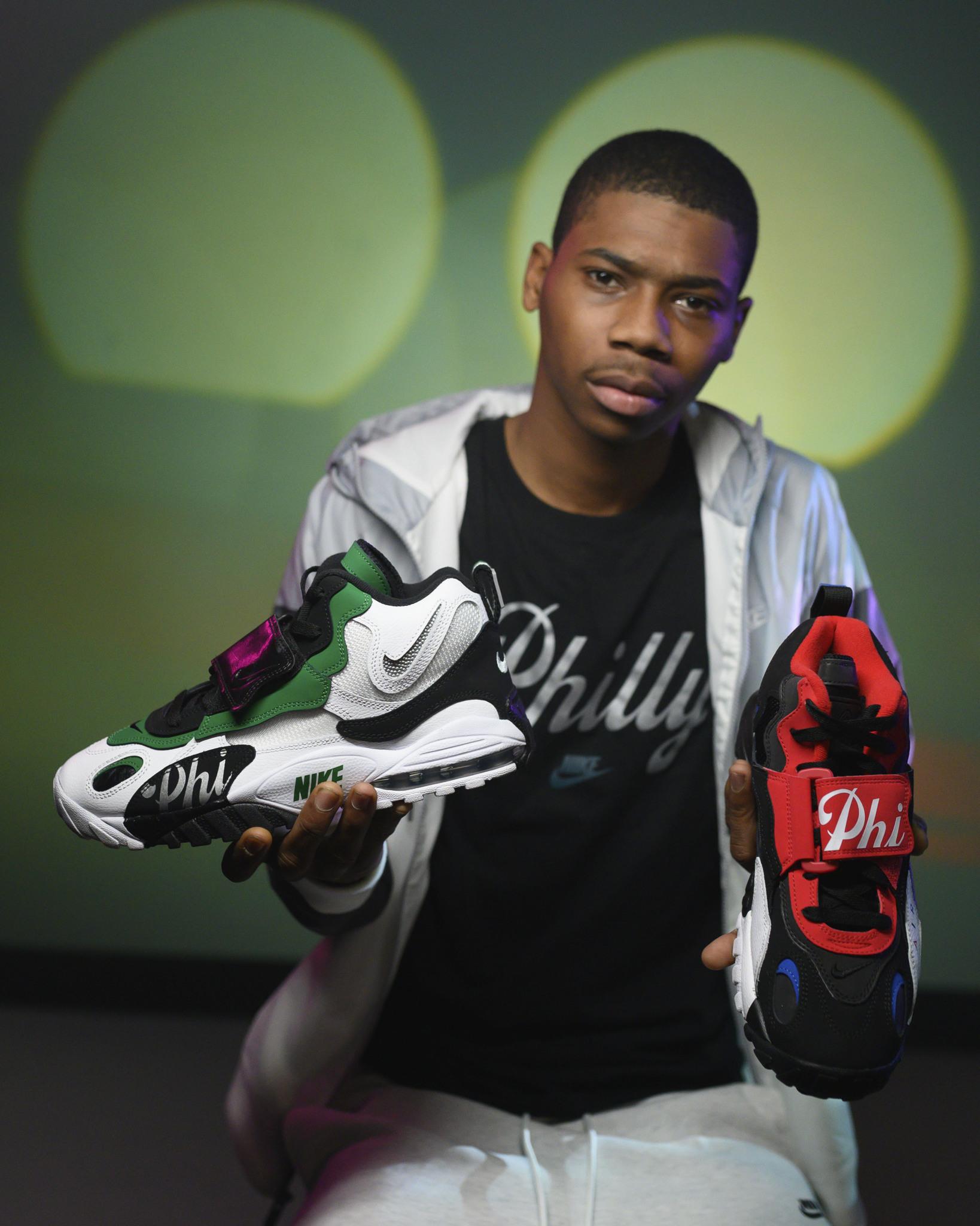 Nike Air Max Speed Turf Philadelphia