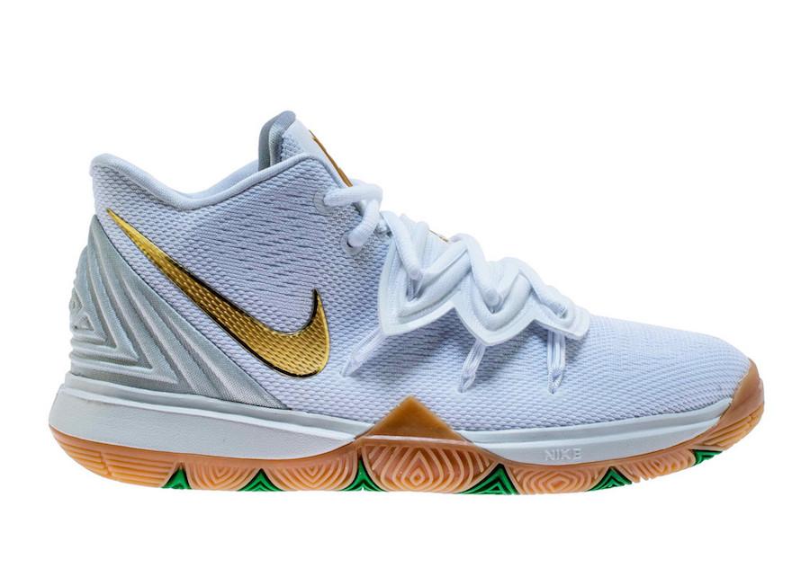 First Look: Nike Kyrie 5 GS Irish