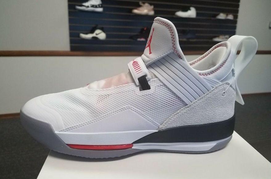 Release Date: Air Jordan 33 Low SE