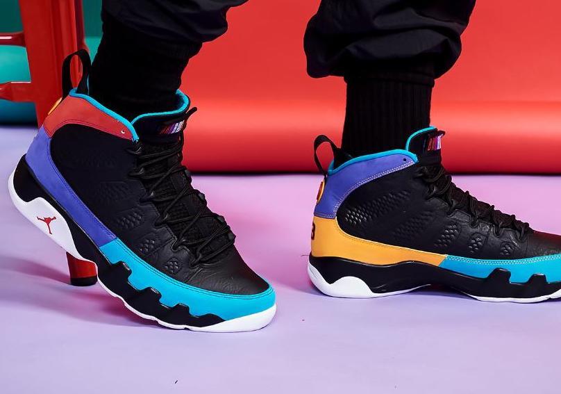 lowest price 54f63 4bbeb Air Jordan 9 Dream It, Do It • KicksOnFire.com