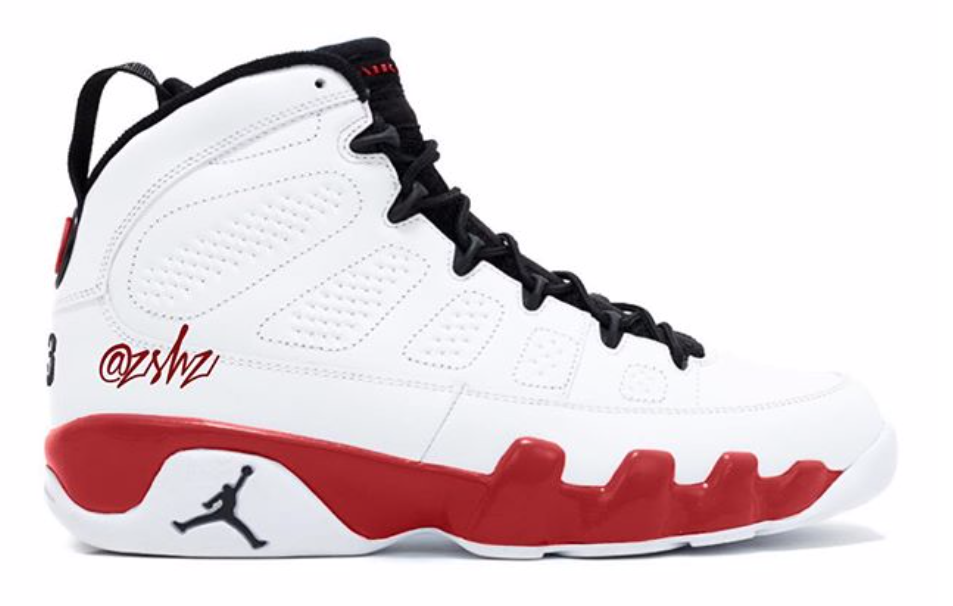 online store 0e2d8 8aaf1 Release Date  Air Jordan 9 White Red