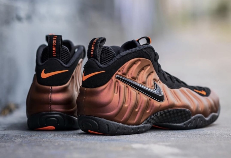 info for 8b52d e0019 The Nike Air Foamposite Pro Hyper Crimson is a brand new iteration of the  popular basketball sneaker, and it s dropping in April. Sporting a  color-shifting ...