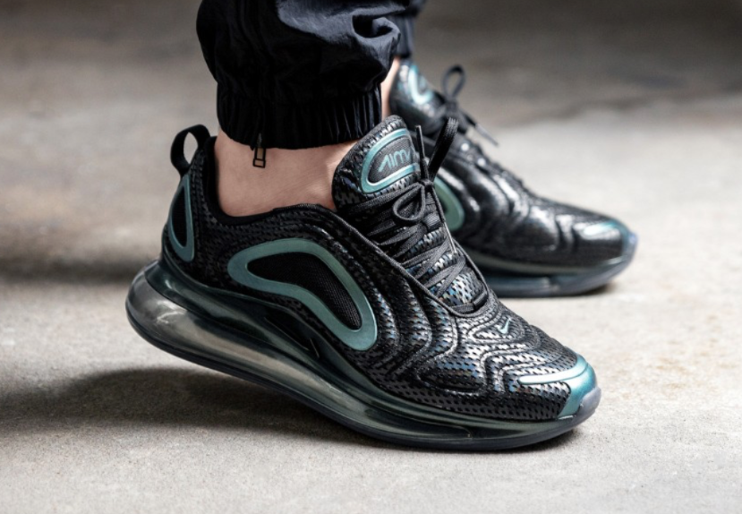 """Nike Air Max 720 """"Throwback Future"""" with Iridescent"""